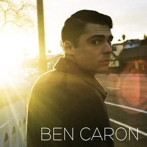 BenCaronAlbumCover_7