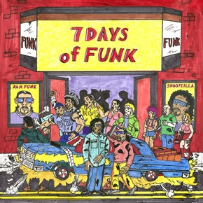 "7 DAYS OF FUNK RELEASE NEW VIDEO FOR ""HIT DA PAVEMENT"""