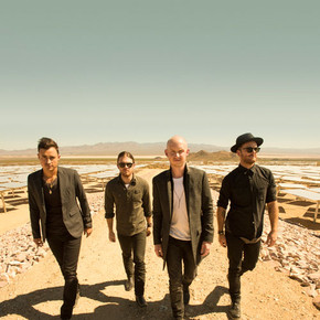 "THE FRAY'S 'HELIOS' FEBRUARY 25 + ""LOVE DON'T DIE"""