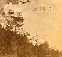 Lemon Hill, EP