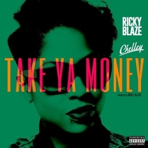 "RICKY BLAZE DELIVERS OFFICIAL VIDEO FOR NEW SINGLE ""TAKE YA MONEY"""