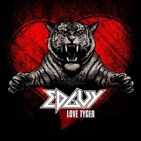 "EDGUY VIDEO FOR ""LOVE TYGER"""