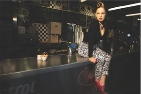"IMELDA MAY ""IT'S GOOD TO BE ALIVE"" VIDEO"